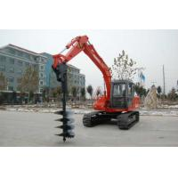 Wholesale 20-46 Rpm Rotate Speed Hydraulic Hole Digger Construction Machinery 2570-6917 Nm Torque from china suppliers
