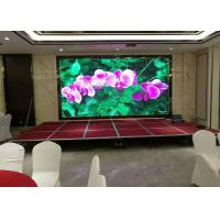 Wholesale 14 Bit Modular P3.91 Outdoor Led Screen Hiring 1920hz Front Maintained from china suppliers