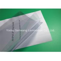 Wholesale 180 Micron Clear Plastic Binding Covers 210×297 mm 100 Sheets Per Pack from china suppliers
