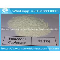 Wholesale Boldenone Cypionate Boldenone Steroids Powder For Fitness , CAS 106505-90-2 from china suppliers