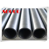 China Acid Resistant Seamless Alloy Pipe High Intensity Single Phase Solid for sale
