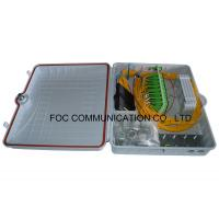 Wholesale Fiber Termination Box 96 Core With 1:64 PLC ABS Module Type For FTTX from china suppliers