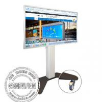 Wholesale Infrared Touch Screen Kiosk Digital Signage Advertising 55 Inch Rotation Screen from china suppliers