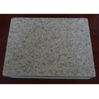 Quality Energy Saving Real Stone External Wall Insulation Boards / Wall Panels With Multi Patterns for sale