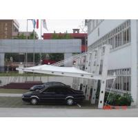 Wholesale High Strength Car Parking Tent , Outdoor Carport Canopy UV Resistant from china suppliers