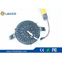 SMD 5730 LED Recessed Downlight 15 Watt 6400K Color Temperature