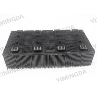 Wholesale Black bristle blocks for Lectra MH Cutter size 192.5x95x43.5mm from china suppliers