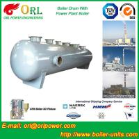 Wholesale High pressure hot water boiler mud drum ASME certification manufacturer from china suppliers
