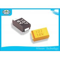 Wholesale High Stability 0.1 μF 50v Ceramic Capacitor Yellow SMD Capacitor For Computer from china suppliers