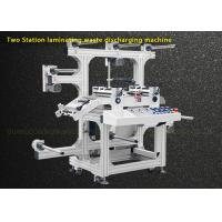 Wholesale Two Station Film Laminating Automatic Lamination Machine Flatbed Die Cutting Machine from china suppliers