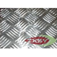 Wholesale Alloy Diamond Plate Aluminum Anodized For Ceilings , Aluminium Tread Plate from china suppliers