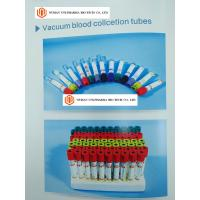 Wholesale Colored Vacuum Blood Collection Tube , Vagina Dilator Foley Catheter Medical Surgical Equipment from china suppliers