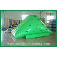 Wholesale PVC Funny Inflatable Iceberg Inflatable Water Toys For Children from china suppliers