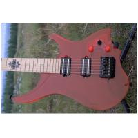 Wholesale Headless Electric Guitar RED Color Acrylic Electric Guitar from china suppliers