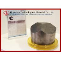 CO 8% anvil Tungsten Carbide Tools with 1 - 1.5 μm TC Grain size , Hardness 90 HRA