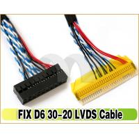 Quality FIX D6 30-20 LVDS cable for sale