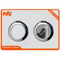 Wholesale Silver Ladies Sublimation Compact Mirror With Prepainted Pictures from china suppliers