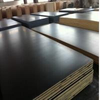 Wholesale 15mm Black or Brown Waterproof Marine Plywood for Construction from china suppliers