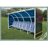 Wholesale OEM Soccer Field Equipment Portable Football Substitute Bench For Vip Seats from china suppliers