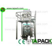 Wholesale Plastic Bag Packing Machines for food , Cereal Packaging Machine from china suppliers