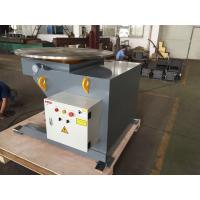 Wholesale 1.1kw Motor 2 Ton Head Tail Rotary Weld Positioner With Drive And Idler from china suppliers