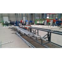Wholesale 380v PLC Automatic Stud And Track Roll Forming Machine For C / U profile from china suppliers