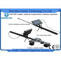 Wholesale Multiple Language 7 Inch Under Vehicle Inspection Camera Dvr System With Waterproof from china suppliers