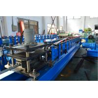 Wholesale Control system PLC with touch screen solar strut roll forming machine 13 stations CE approval from china suppliers