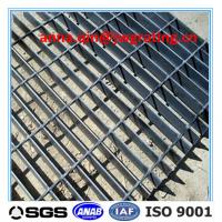 Quality black plain steel gratings,black smooth gratings exporter for sale