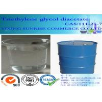 Quality Triethylene Glycol Diacetate Foundry Chemicals 111-21-7 C10H18O6 For Extraction Agent for sale