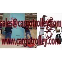 Buy cheap Air caster skids instruction and details from wholesalers