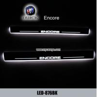 Wholesale Buick Encore LED Scuff Plate And Light Bar Car Door safety lights for sale from china suppliers