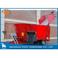 Wholesale Multilift System Type TMR Fodder Processing Wagon Machine Used in Livestock Farm from china suppliers