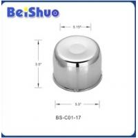Wholesale steel with chromed coated plating Hot Sale Wheel Hub Cover Caps for Nissan from china suppliers