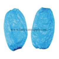 Wholesale Disposable PE Sleeve Covers for Arms/sleeve arm cover/short sleeve coveralls from china suppliers