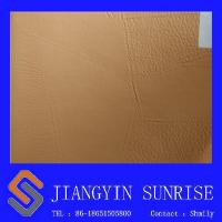 Quality Abrasion Resistant Sofa Synthetic Leather 0.85mm Pvc Leather Upholstery Fabric for sale