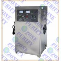 Wholesale New design Oxygen source 3L/min ozone output air purifier ionizer from china suppliers