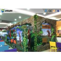 Wholesale Dinosaur Decoration Cabin Box 220V 5D Digital Theater System For Children Amusement from china suppliers