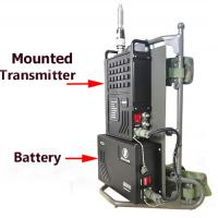 Buy cheap COFDM factory priced 5 km - 200km audio video transmitter 15w from wholesalers