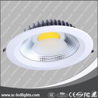 Wholesale Diamond Level Quality 20w recessed led downlight from china suppliers