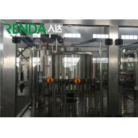 Wholesale Automatic Small Water / Drink / Soda Water Bottling Machinery 2000 - 20000BPH from china suppliers