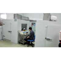 Wholesale 3M³ Environmental Test Chambers Clean Air Delivery Rate Testing Single Phase 50-300 V from china suppliers