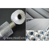 Wholesale Serrated Extruded Heat Exchanger aluminum Fin Tube , A179 seamless Carbon Steel tubes from china suppliers