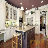 Wholesale American Standard All Wood Custom Made Kitchen Cabinet from china suppliers