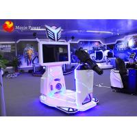 Wholesale Exciting Interaction Gatling Arcade Game Machine Vive Gun , Standing Up 9D VR Shooting Simulator from china suppliers