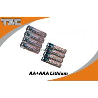 Wholesale 1100mAh Small Lithium Iron Battery 1.5V LiFeS2 for Teal time clock from china suppliers