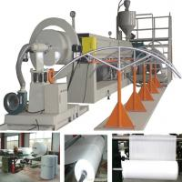 Buy cheap EPE Foam Sheet Extrusion Line pearl cotton film pe foam extruder from wholesalers
