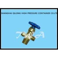 Wholesale Brass oxygen cylinder valves,pressure reducing valves QF-2P,GB8335 PZ27.8 ,connected by thread GB8335 PZ27.8 from china suppliers