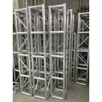 Wholesale Stage Screw Aluminum Square Truss , Silver Tube Truss System from china suppliers