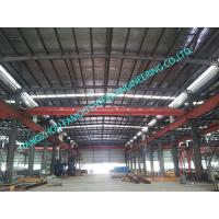 Wholesale Steel Framing Industrial Steel Buildings Bespoken Preengineered AISC Standards from china suppliers